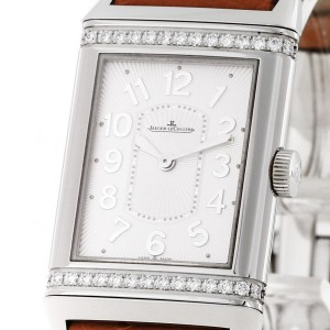 Jaeger-LeCoultre Reverso Lady Ultra-Thin stainless steel Ref. 268.8.86