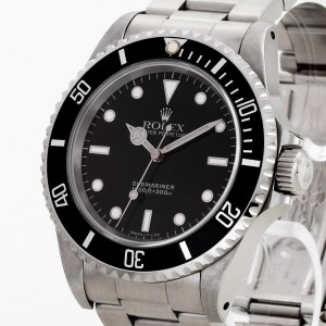 Rolex Oyster Perpetual Submariner LC100 Ref. 14060