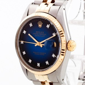 Rolex Oyster Perpetual Datejust MINT Vignette Ref. 16013