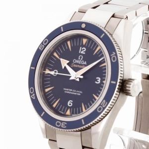 Omega Seamaster Co-Axial Liquidmetal Titan Ref. 23390412103001