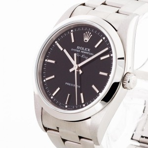 Rolex Oyster Perpetual Air-King Precision Edelstahl Ref. 14000M