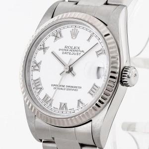 Rolex Lady Datejust 31 Edelstahl/Weißgold Ref. 78274