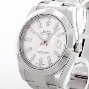 Rolex Oyster Perpetual Datejust II aus Edelstahl Ref. 116300