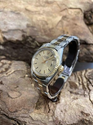 Rolex Oyster Perpetual Date Lady Ref. 6917