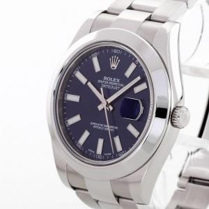 Rolex Oyster Perpetual Datejust II Ref. 116300 Fullset LC100
