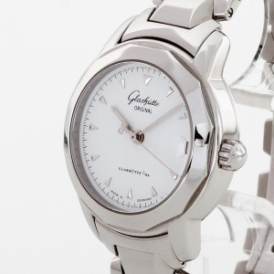Glashütte Original Lady Sport stainless steel automatic Ref. 1033415104