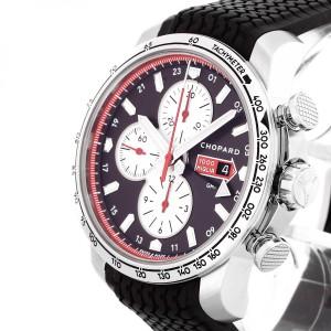Chopard Mille Miglia Competetors Chronograph GMT Chopard Mille Miglia Competetors Chronograph GMT Edelstahl Ref. 168557-3001