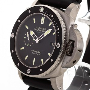 Panerai Luminor Submersible 1950 3 Days titanium Ref. PAM00389 - OP6849