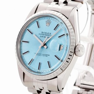 Rolex Oyster Perpetual Datejust Edelstahl Ref. 1603