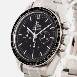 Omega Speedmaster Professional Chronograph Moonwatch Edelstahl Ref. 35705000