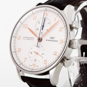 IWC Schaffhausen Portugieser Chronograph Automatik IW3714-001
