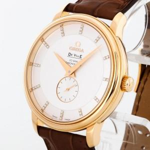 Omega De Ville Prestige Co-Axial Brillanten Ref. 46133502