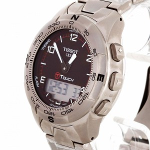 Tissot T-Touch II Titanium stainless steel Ref. T047.420.44.057.00