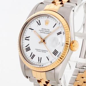 Rolex Oyster Perpetual Datejust Ref. 16013 Fullset LC100