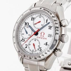 Omega Olympic Speedmaster Edelstahl Ref. 35152000