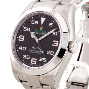 Rolex Oyster Perpetual Air-King EU papers LC100 Ref. 116900