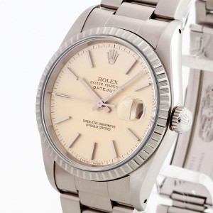 Rolex Oyster Perpetual Datejust 36mm Edelstahl Ref. 16220