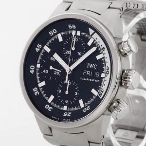 IWC Schaffhausen Aquatimer Chronograph Edelstahl Ref. IW371928