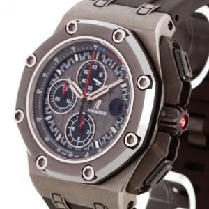 Audemars Piguet Royal Oak Offshore Michael Schumacher Titan Ref. 26568IM.OO.A004CA.01