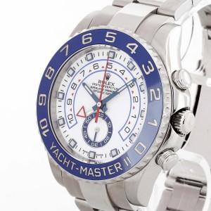 Rolex Oyster Perpetual Yacht-Master II Edelstahl Ref. 116680
