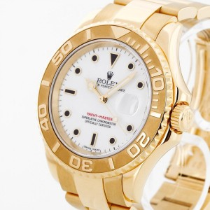 Rolex Oyster Perpetual Yacht-Master Gold Ref. 16628
