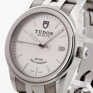 Tudor Glamour Date 36mm Edelstahl Ref. 55000