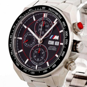 BMW Chrono M stainless steel Ref. 80 26 2 406 695