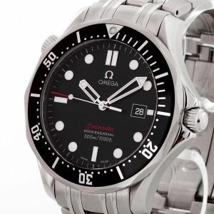 Omega Seamaster Diver 300 M Edelstahl Ref. 21230416101001