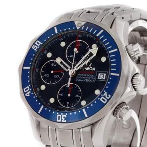 Omega Seamaster Diver 300 M Edelstahl Ref. 22258000