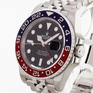 Rolex Oyster Perpetual Date GMT-Master II Pepsi Ref. 126710BLRO