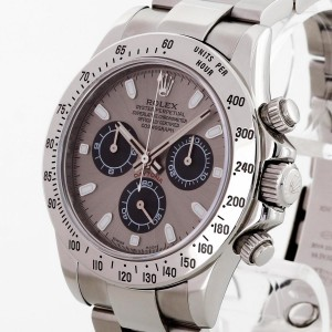 Rolex Oyster Perpetual Daytona Cosmograph Edelstahl Ref. 116520