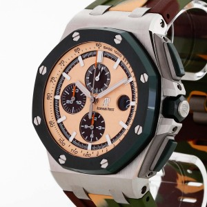 Audemars Piguet Royal Oak Offshore Camouflage Chronograph 44mm Ref. 26400SO.OO.A054CA.01