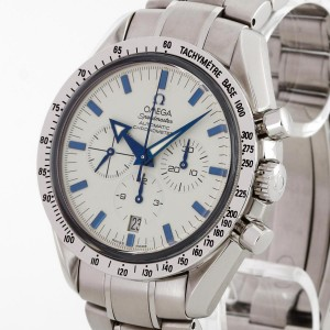 Omega Speedmaster Broad Arrow Edelstahl Ref. 35512000