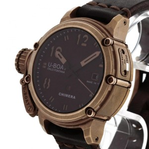 U-Boat U-42 Chimera Bronze Chronograph Limited Edition Ref. 7236