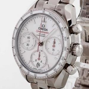 Omega Speedmaster Co-Axial Edelstahl Ref. 32430385055001