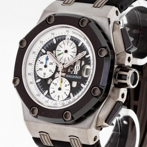 Audemars Piguet Royal Oak Offshore Rubens Barrichello II Titan Ref. 26078IO.OO.D001VS.01