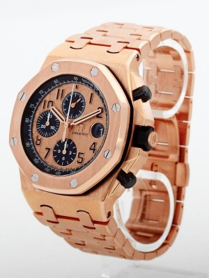 Audemars Piguet Royal Oak Offshore Chronograph 18 k rose gold Ref. 26470OR.OO.10000OR.01