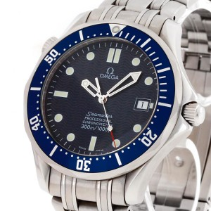 Omega Seamaster Professional 300M stainless steel Ref. 25318000