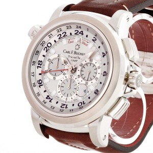 Carl F. Bucherer Patravi Traveltec Ref. 00.10620.08.63.01