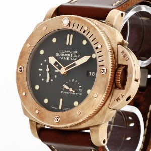 Panerai Luminor Submersible Bronzo Ref. PAM00507 OP6897 Limited Edition