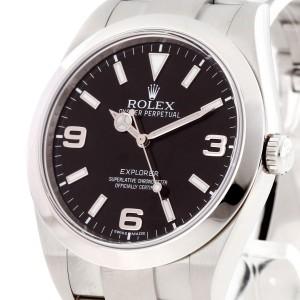 Rolex Oyster Perpetual Date Explorer 39mm Ref. 214270