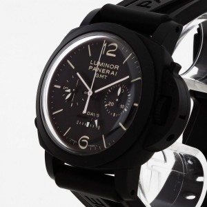 Panerai Luminor 1950 8 Days Chrono Monopulsante GMT PAM 317