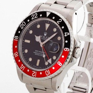 Rolex Oyster Perpetual GMT-Master II steel Ref. 16710