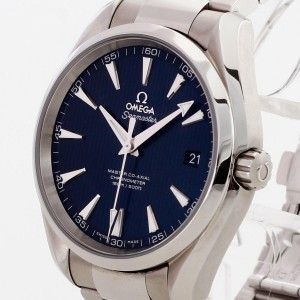 Omega Seamaster Aqua Terra Automatik Co-Axial stainless steel Ref. 23110422103003