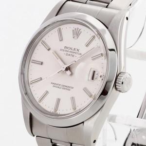 Rolex Oyster Perpetual Date Edelstahl Ref. 15000