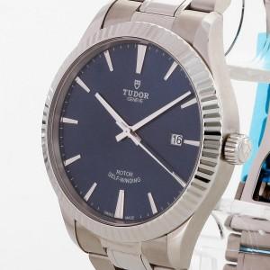 Tudor Style 41 stainless steel Ref. 12710-0013