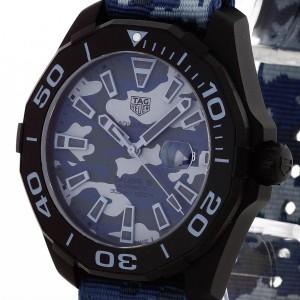 TAG Heuer Aquaracer 300M Calibre 5 Ref. WAY208D