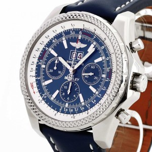 Breitling Bentley 6.75 Chronograph Edelstahl Ref. A44362