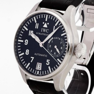 IWC Big Pilot 7 Days stainless steel IW500201