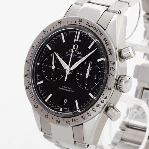 Omega Speedmaster Co-Axial Chronograph 41,5mm Edelstahl Ref. 33110425101001